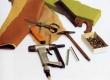 sadulsepa, polsterdaja, kangavahetuse tööriistad
