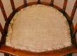 mööblipolstri tugitoolipõhja rihmvööle kanga paigaldus