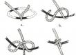 keerdvedrude sidumise ja fikseerimise sõlmede näidised