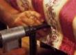 diivani antiik polstri istmeosa katmine pealiskangaga