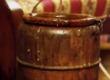 Vesisärgiga potist tisleriliimi valmistamine, keetmine