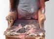 Kuninganna Anna stiilis Wingback  enne restaureerimist