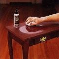 Laua pealispinna viimistlus, poleerimine shellakiga ( schellakiga)
