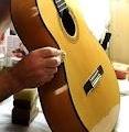 Kitarri viimistlemine, poleerimine shellakiga ( schellakiga)