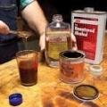 shellakpolituri (schellaki) valmistamine