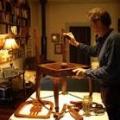 antiik tooli demonteerimine
