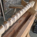 barokk vindi, köis samba treimine, valmistamine