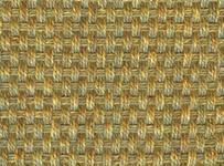 Meriheinästä punotut matto