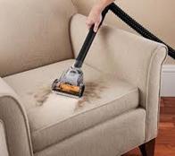 Pehmustettujen huonekalujen verhoilu