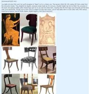 Antiik- Kreeka eeskuju toolid
