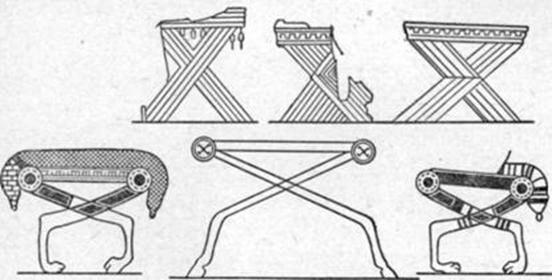 Antiik-Kreeka toolid, järid. Amaran c. 1350 e.K.