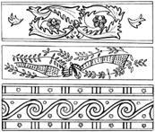 Antiik- Kreeka mustrid