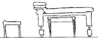 Antiik-Kreeka diivanid