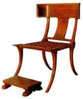 Antiik-Kreeka tool ja jalapink