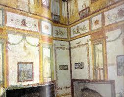 Vana-Rooma interjöör