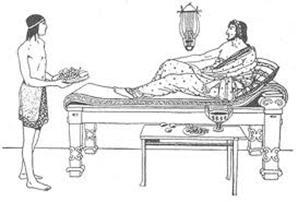 Vana-Rooma voodid
